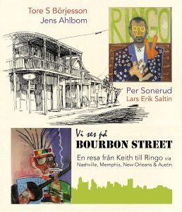 "Ny bok! ""Vi ses på Boubon Street"""