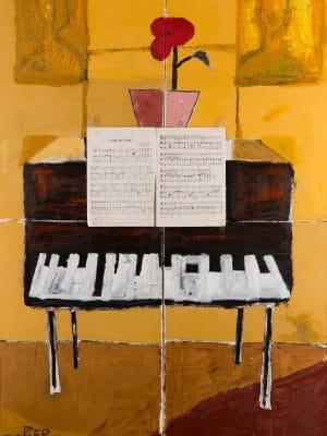 Giclée – Pianot
