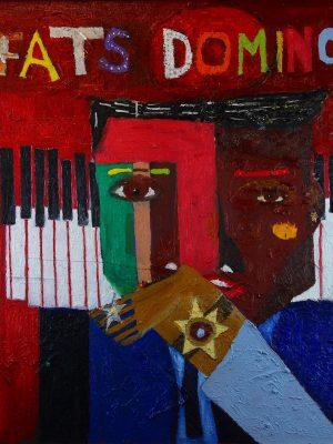 Giclée – Fats Domino