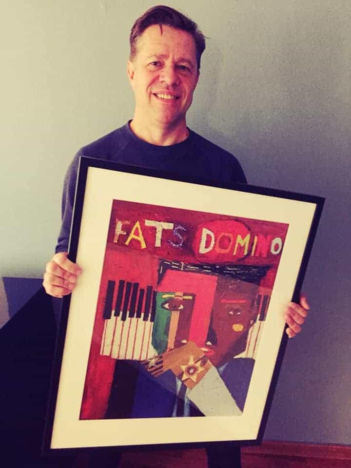 Fats Domino (Giclée)