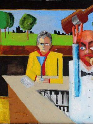 Canvas – I Baren