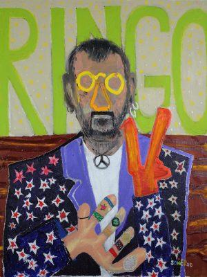 Giclée – Ringo